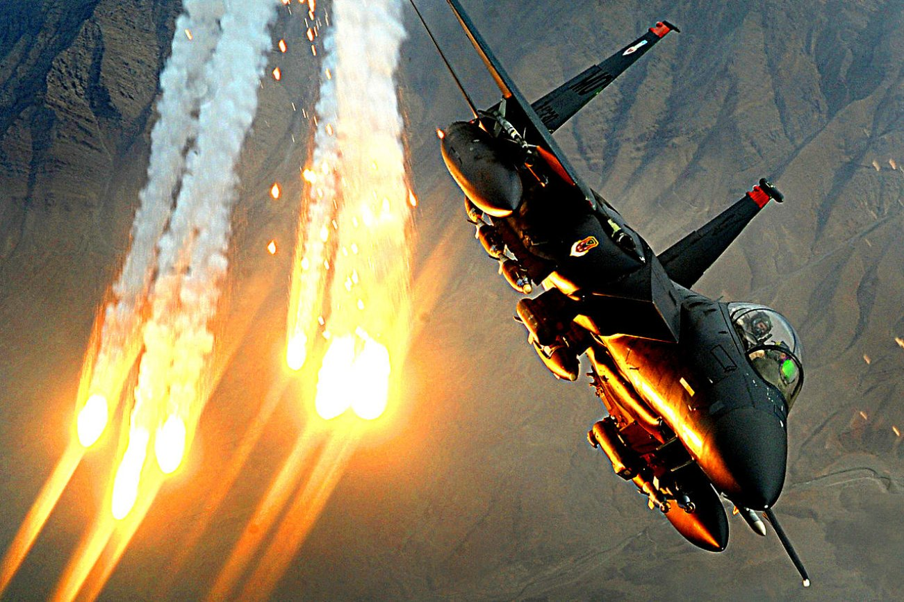 A 'Stealthy' F-15 'Silent Eagle': Smart Idea or a Waste of Money?