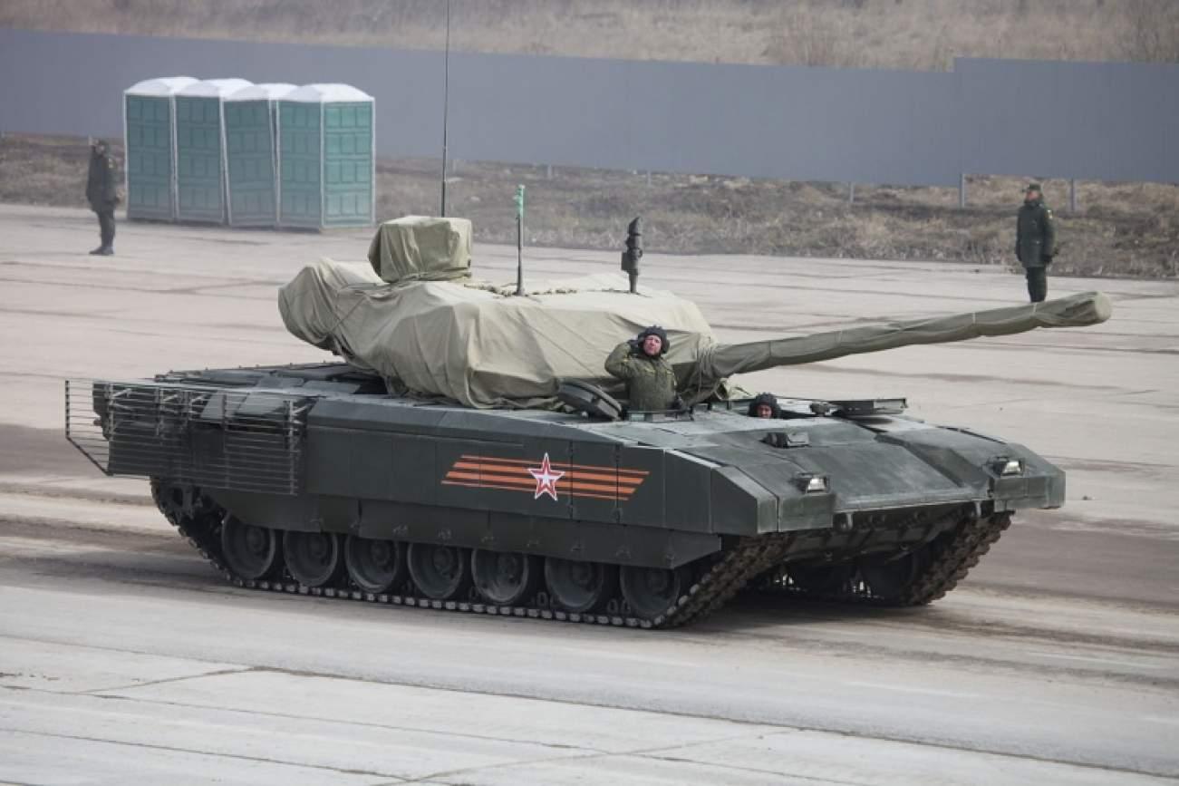 da80b9853e41 Why America Should Really Fear Russia s Armata T-14 Tank