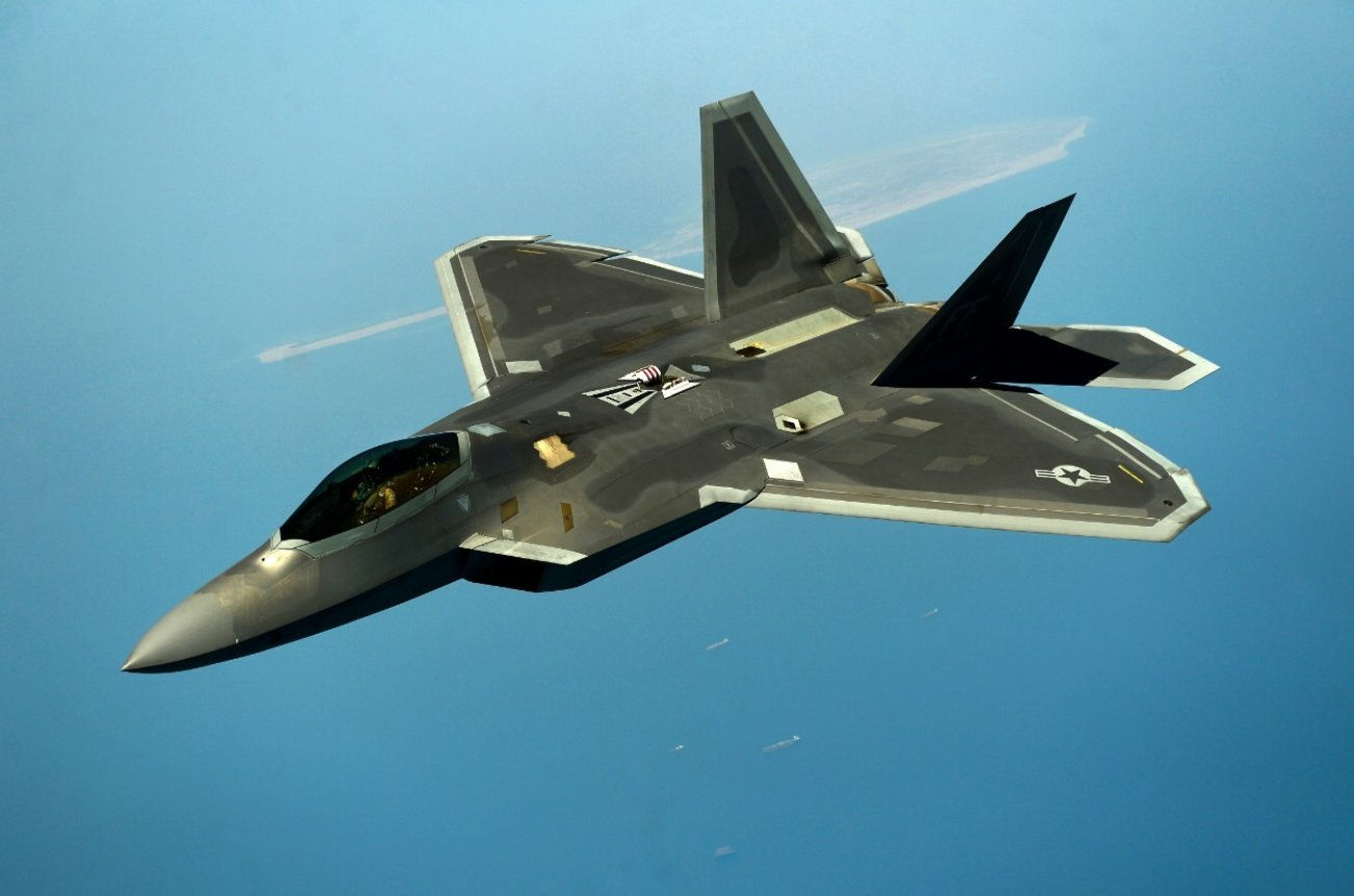 The F-22 May Finally Get Its Big Break (In A War Against China)