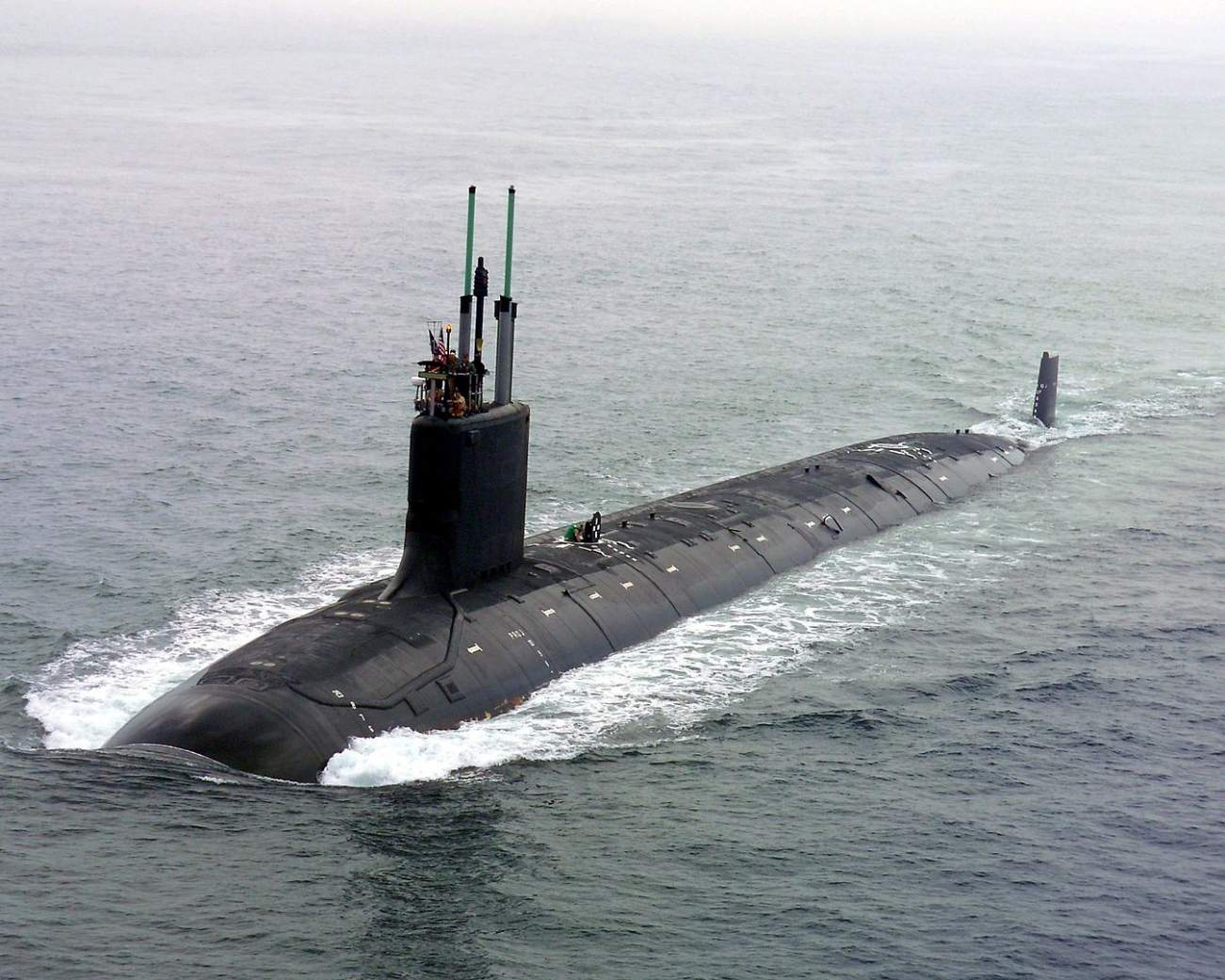 BAD NEWS: The Virginia-Class Attack Submarine Is Losing Its Stealth Coating