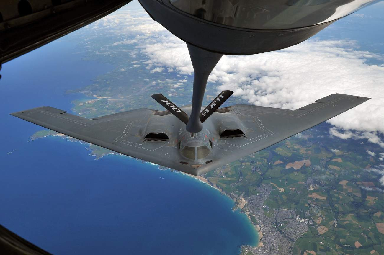An Air Force B-2 Just Tested A New Bomb, And America's Nuclear Triad Got Deadlier