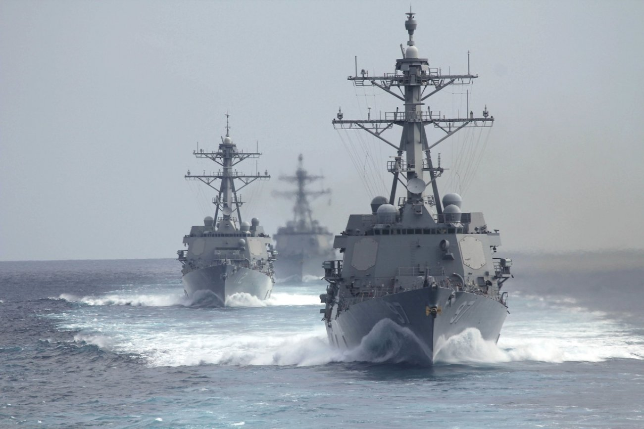 SUNK: In 1987, the U.S. Navy Total Crushed Iran's Naval Forces