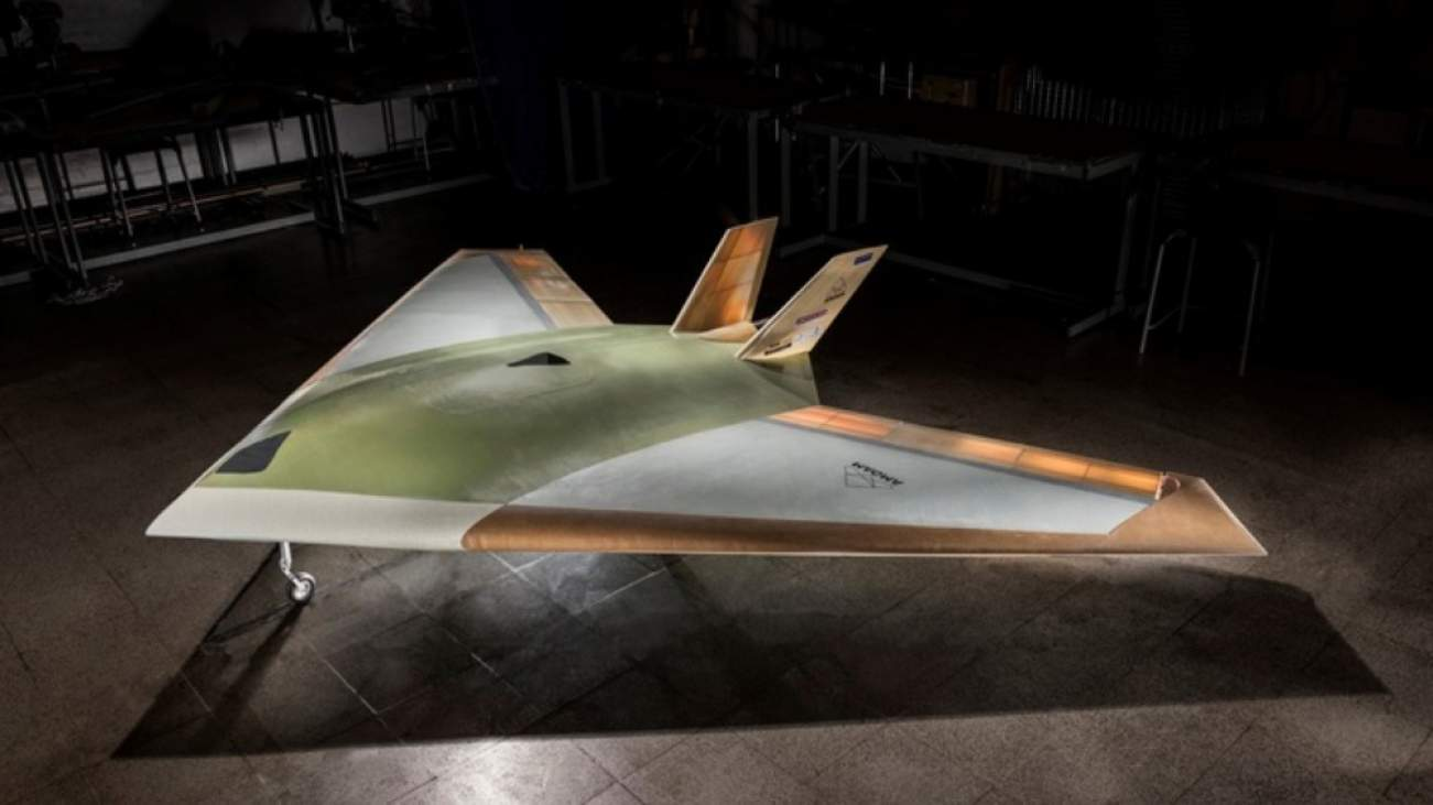 What Is The Future Of Stealth Fighters? This Picture Is Your Clue.