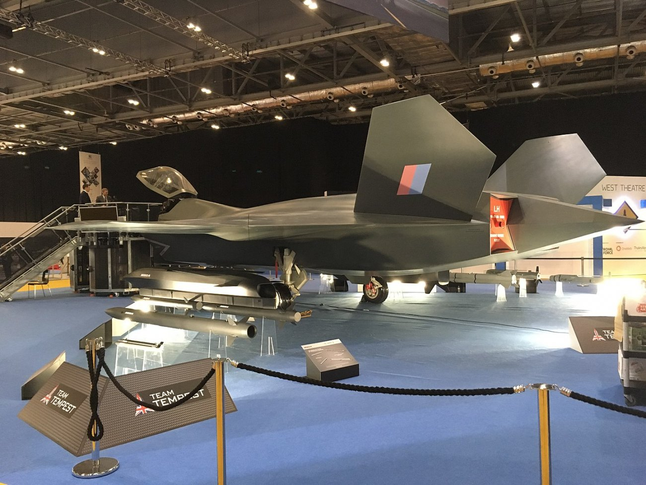 Britain's Stealth Tempest Jet Fighter Is Coming to Dethrone The F-35