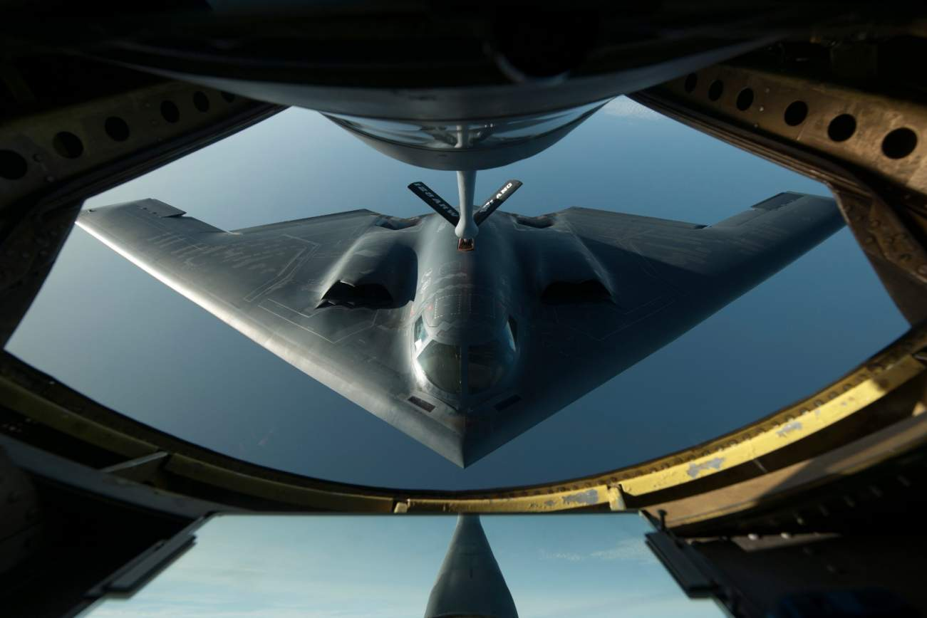 China's Two New Stealth Bombers Are Bad News For America
