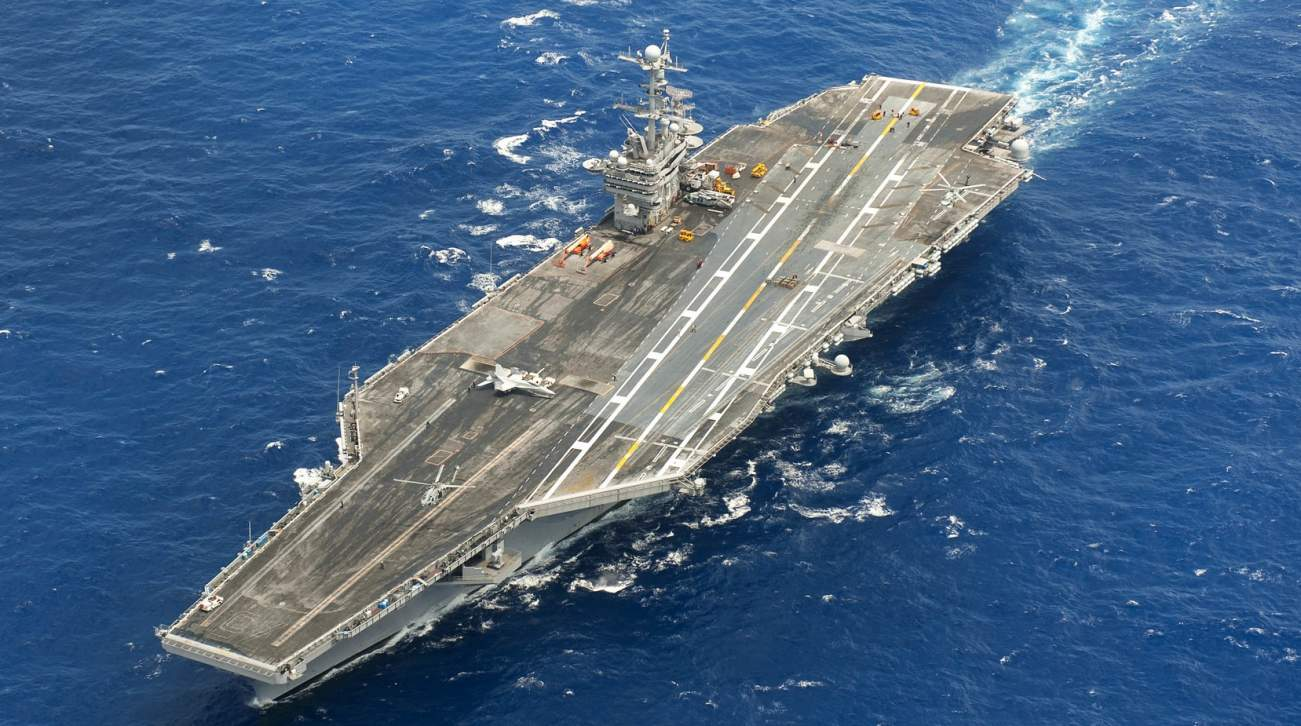 Pick Your Weapon: A New U.S. Navy Aircraft Carrier or 2,000 Hypersonic Missiles?