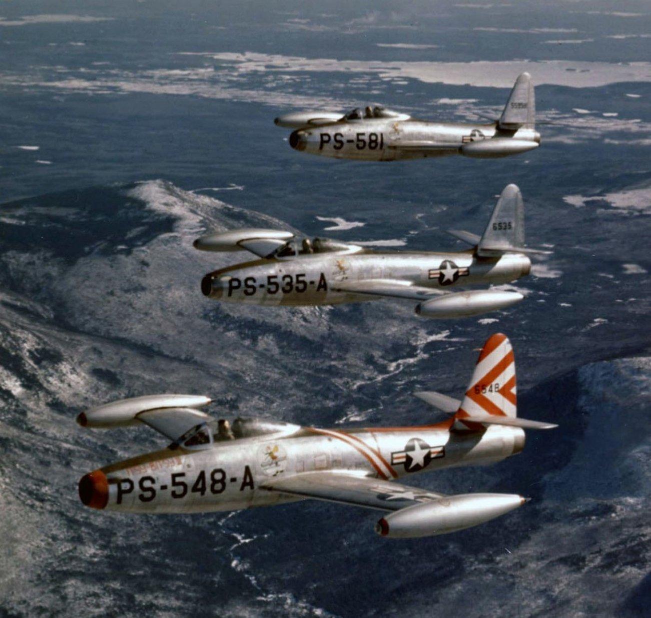The F-84 Thunderjet: The Jet That Terrorized North Korea