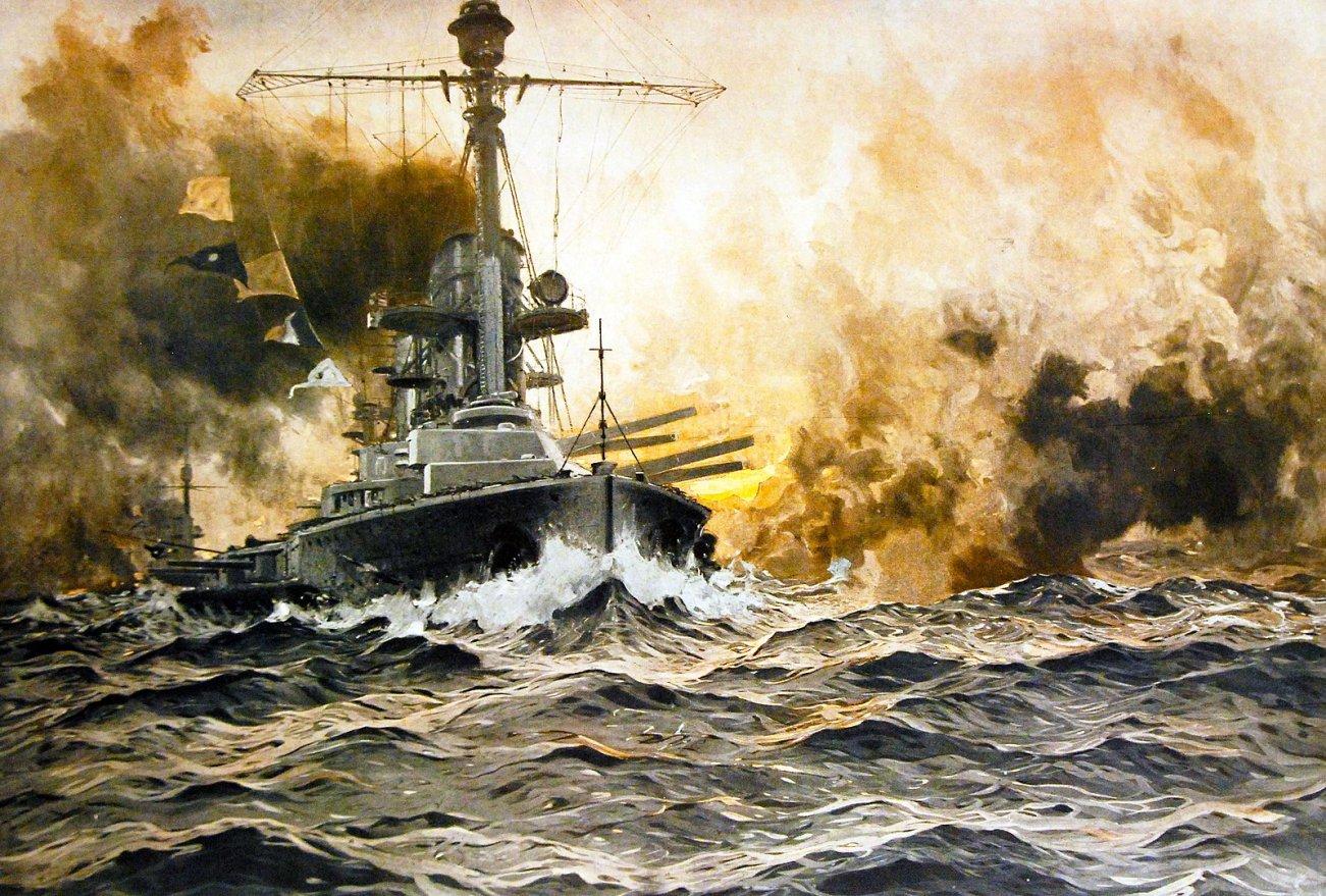 Germany: A Battleship Superpower If it Had Won World War I?