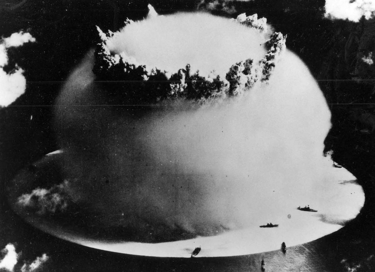 Battleships vs. Nuclear Weapons: In 1946, the U.S. Military Actually Did This.