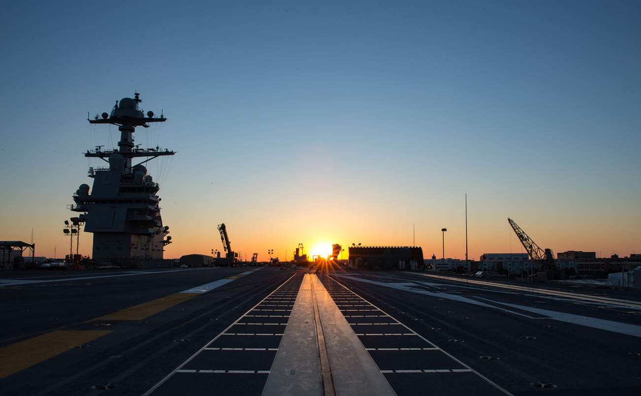 Is the Aircraft Carrier Really Obsolete?