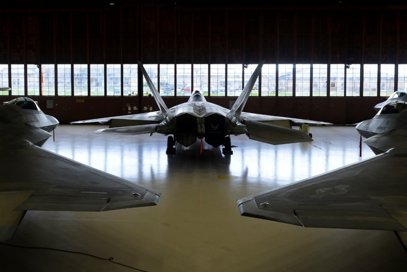 DARPA Says America's Jets Have Reached The Peak Of Stealth (So What Now?)