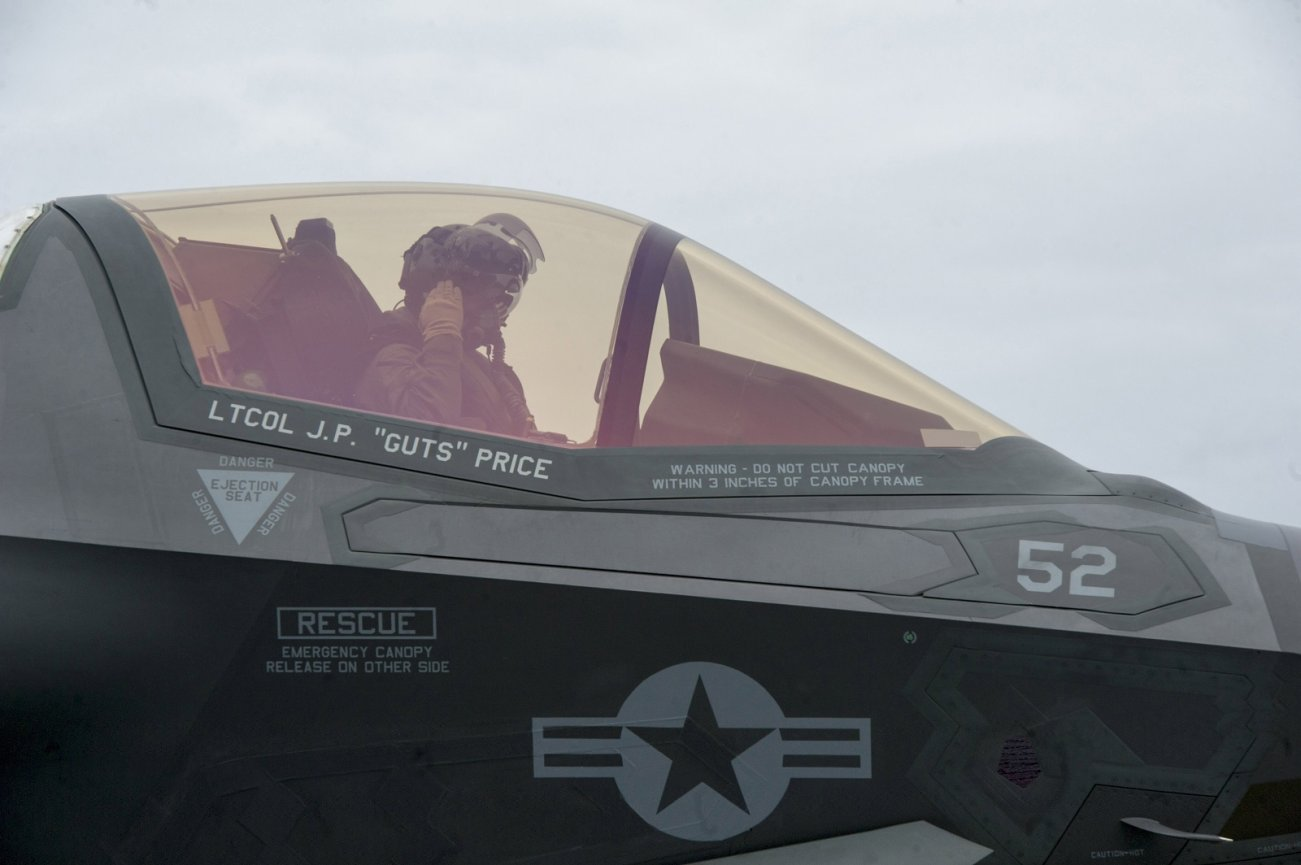 Don't Expect the F-35B Stealth Fighter to Fly From Austere Island Airstrips