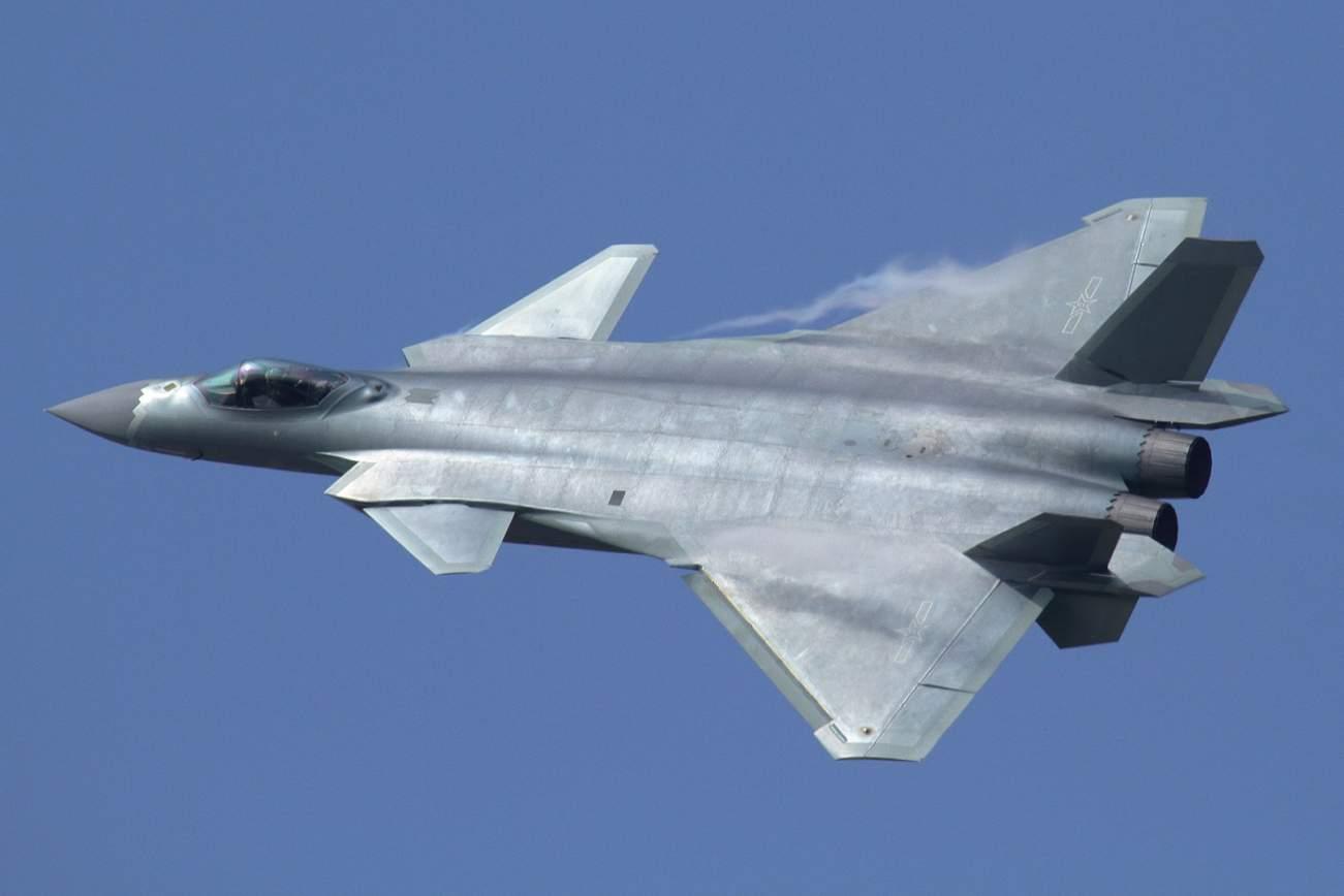 China's Stealth J-20 Isn't The U.S. F-35 (But It Still Has Asia On Edge)