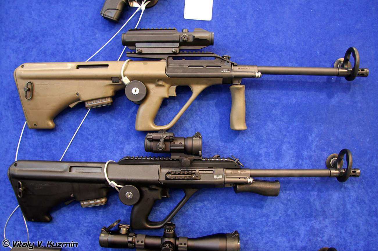 Small And Powerful: These 5 Bullpup Rifles Are The World's Best