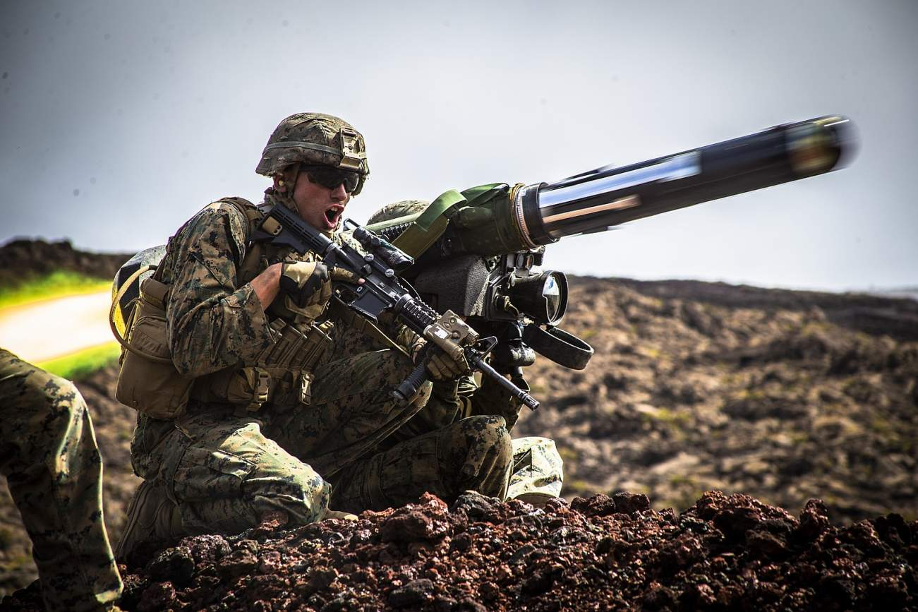The Javelin Missile Is About To Get Even Deadlier