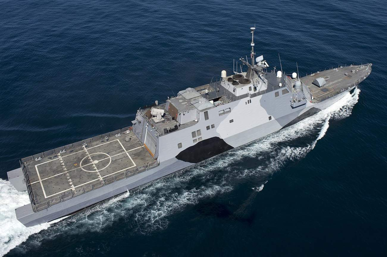 The Littoral Combat Ship: The Worst U.S. Navy 'Warship' Ever?