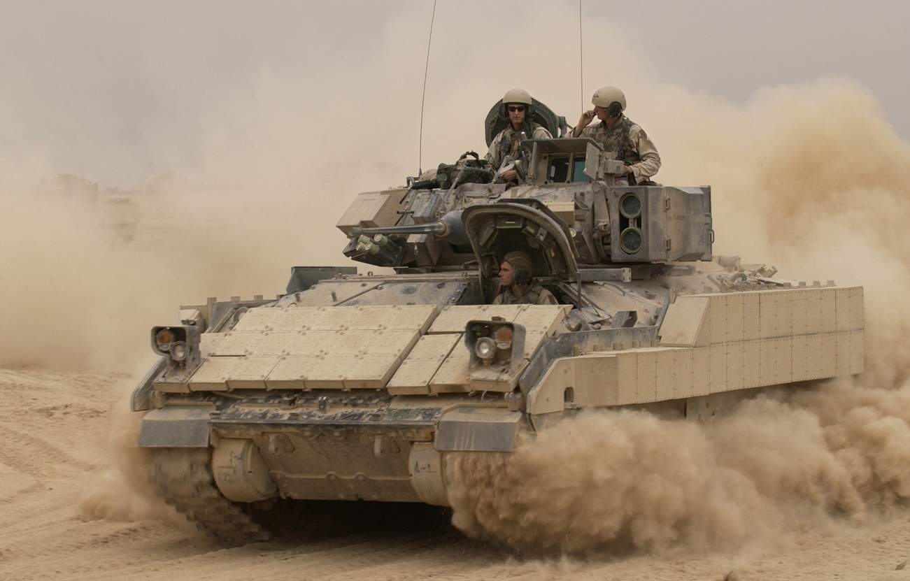 The Army Wants To Resurrect Its Best Armored Anti-Air Troop Carrier