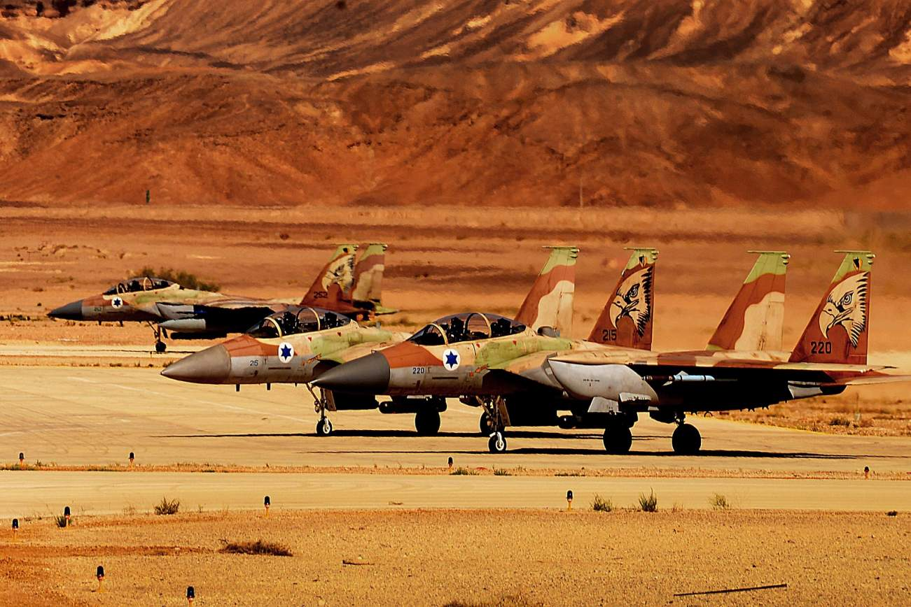Israel Will Never Lose a Major War (We've Got 5 Reasons Why)