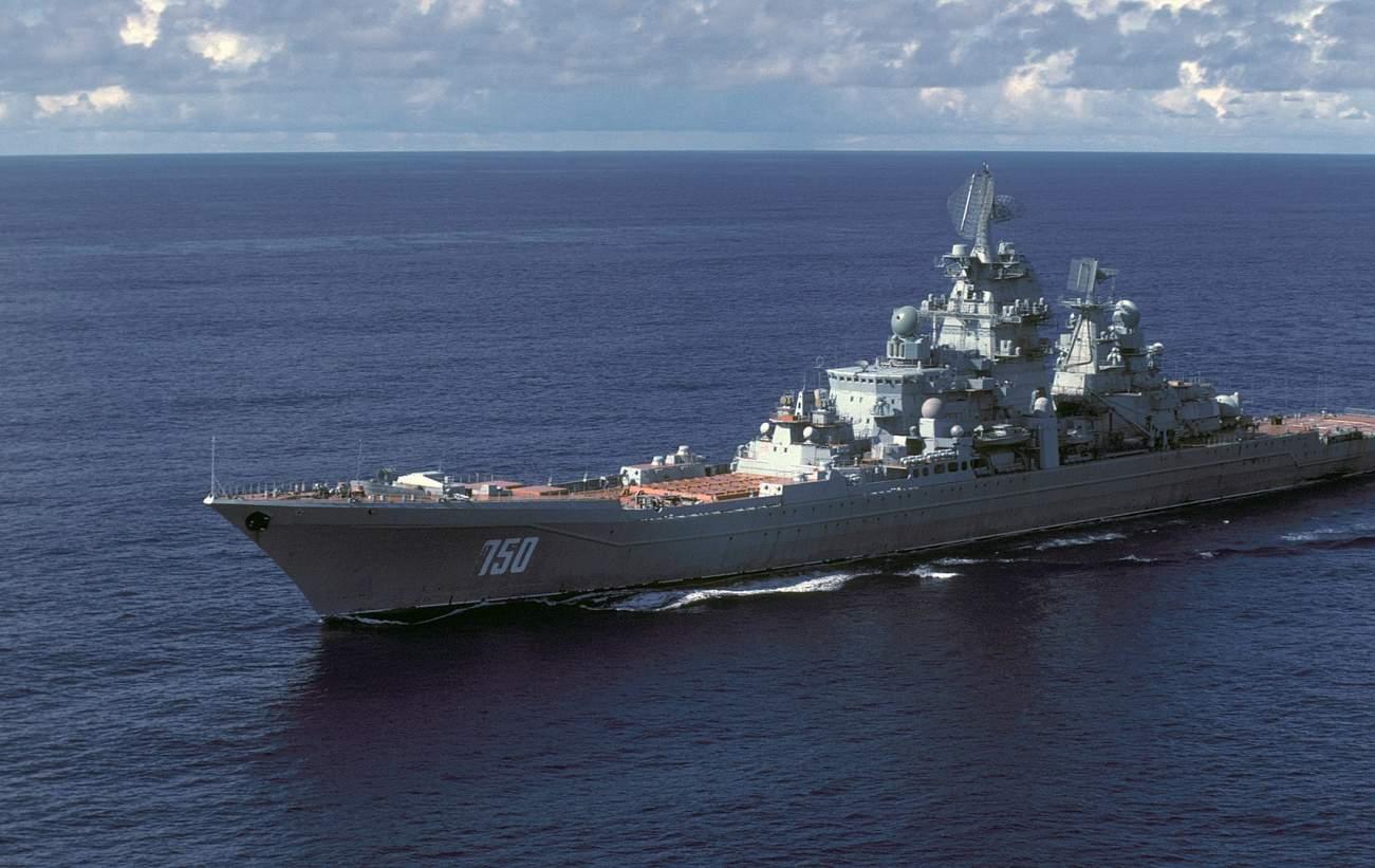 Battlecruiser vs. Battleship: What if Russia and America's Deadliest Warship Went to War?