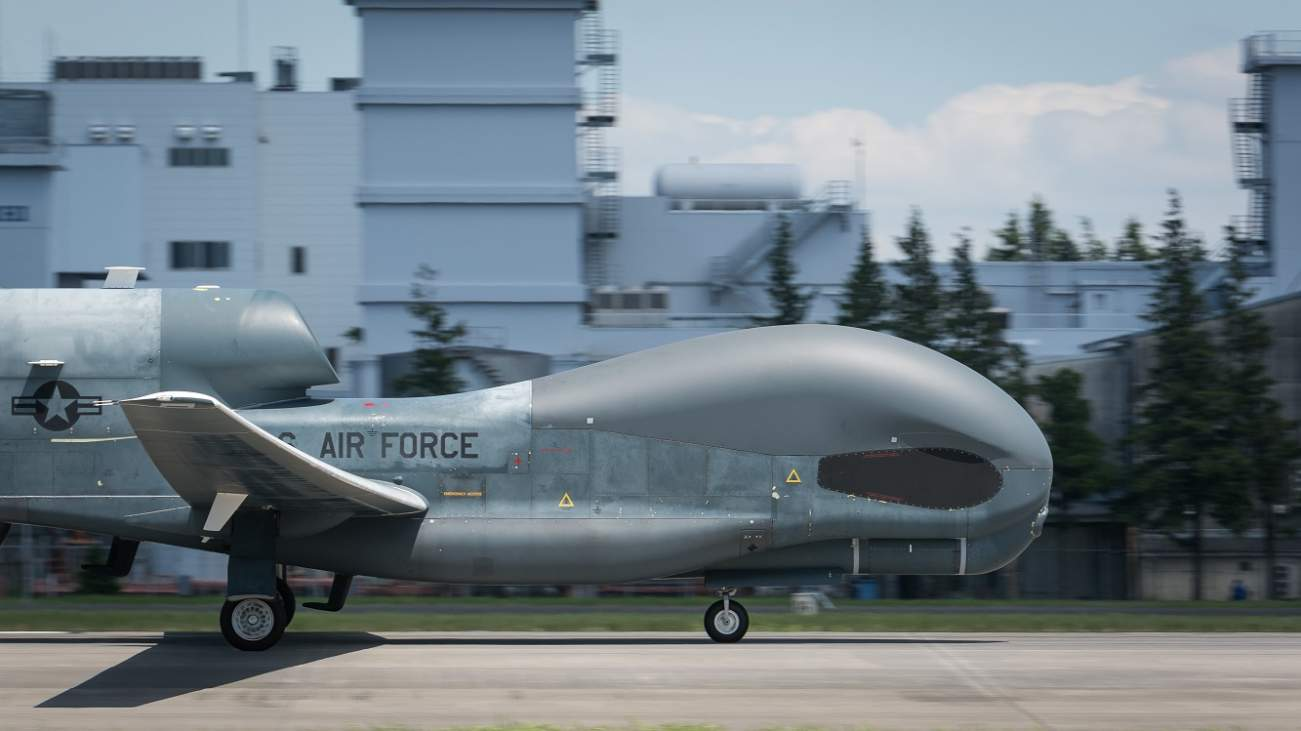 It's a Safe Bet the U.S. Air Force is Buying Stealth Spy Drones