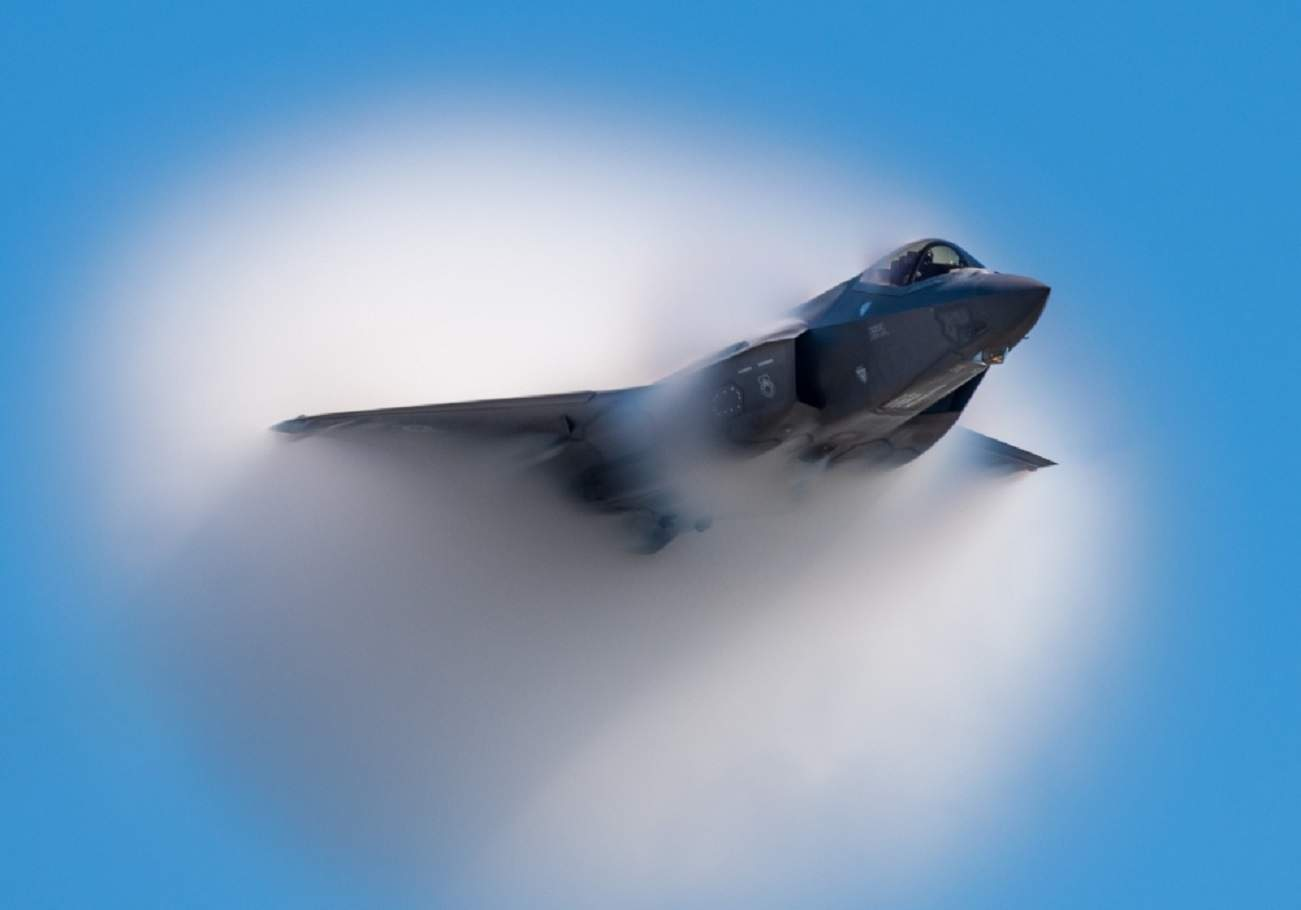 Real Top Gun: Lots of F-35 Stealth Fighters Just Fought in a Massive War Game