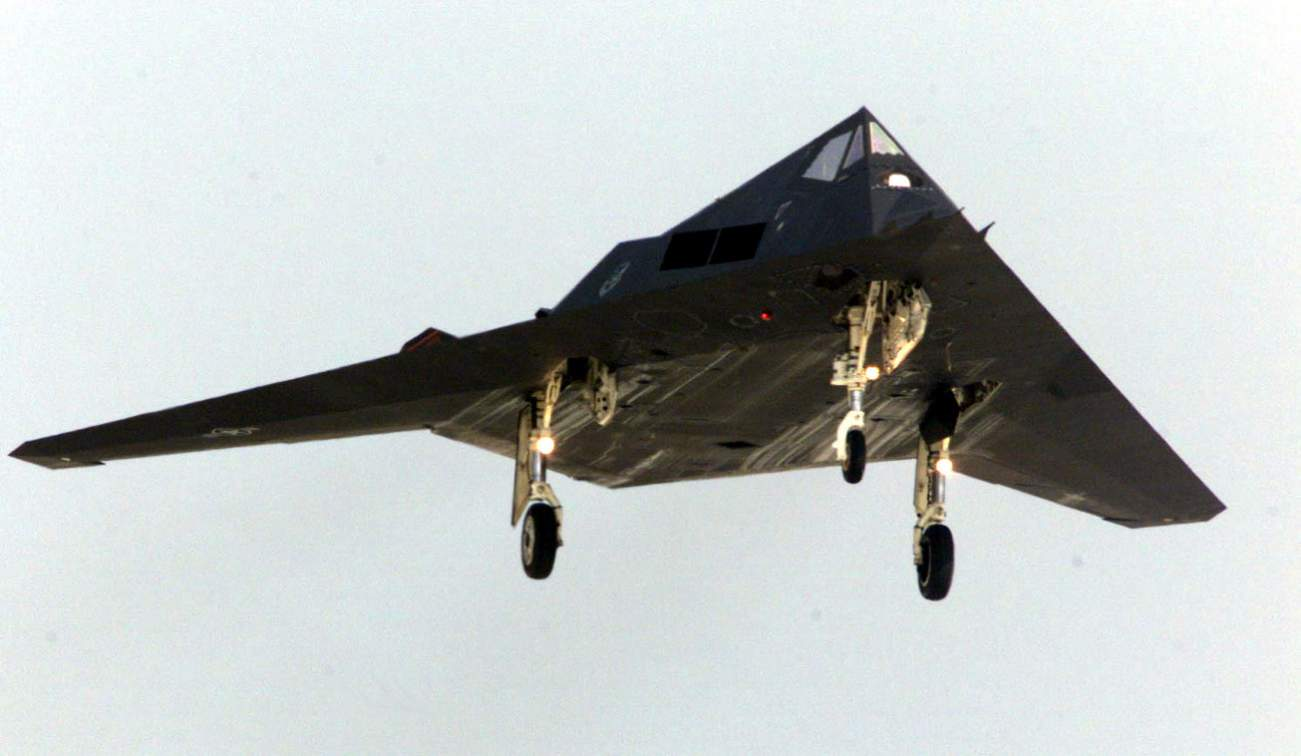 See This Plane? It Was Almost the U.S. Navy's First Stealth 'Fighter'