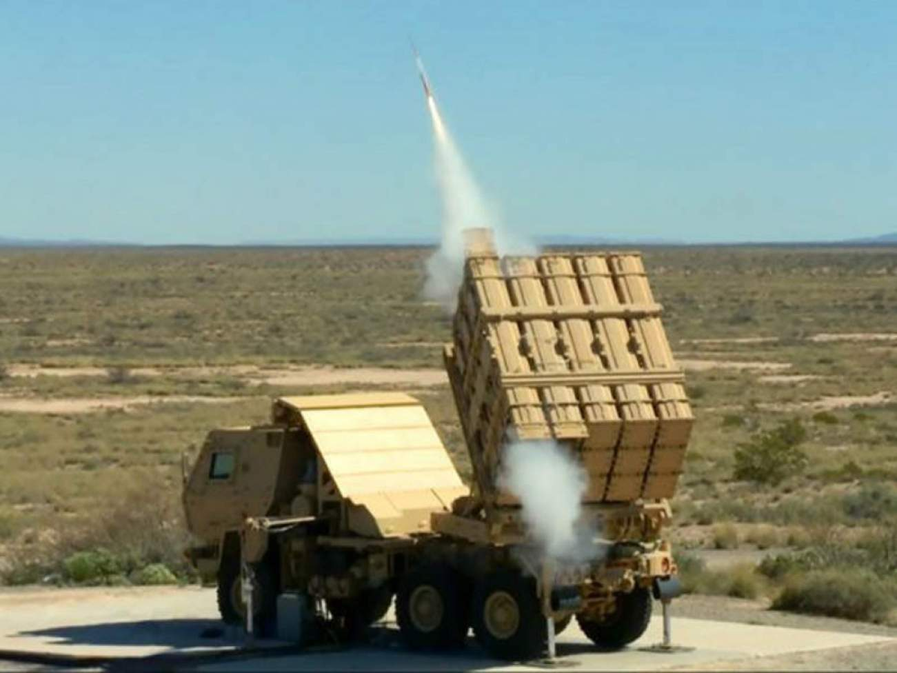 The Army's New Interceptor Missiles Are The Swiss Army Knives Of Anti-Air Fire