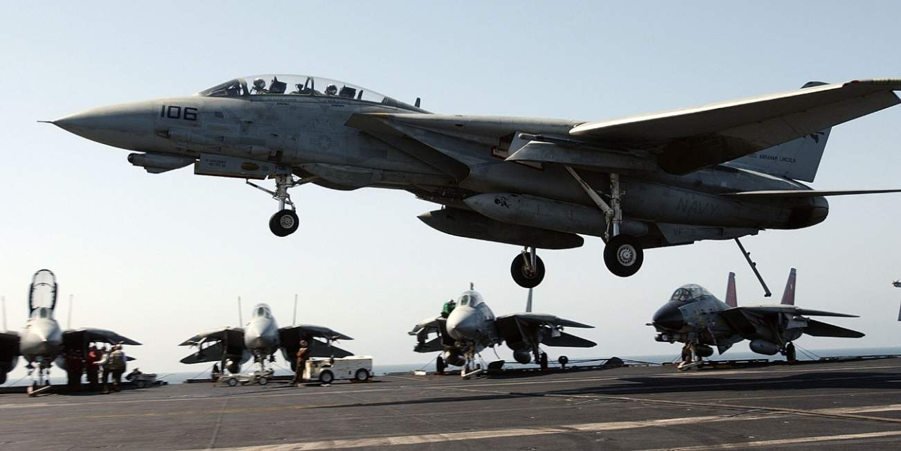 More Than Missiles: Iran's F-14A Tomcats Are Running Into Big Problems