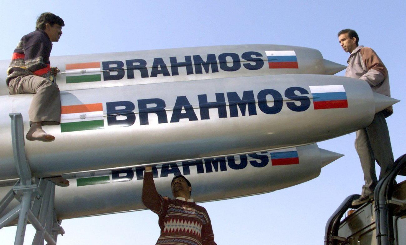 India's Shoestring Supersonic Missiles are Really Effective