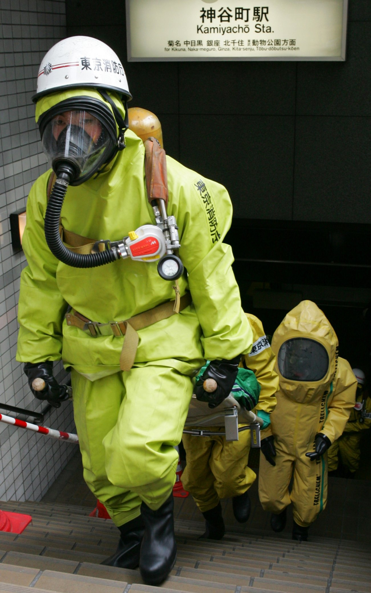 Sarin Gas: There Might Be No Worse Way to Die