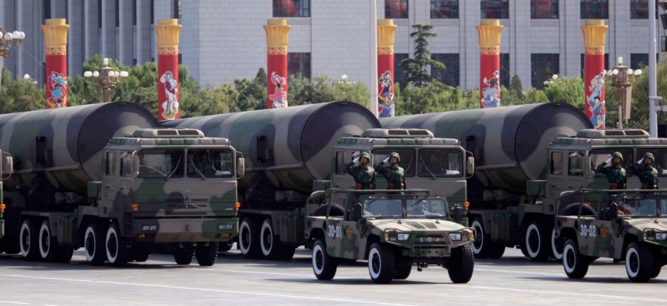China's Small Nuclear Arsenal Is Ready To Destroy America's Biggest Cities