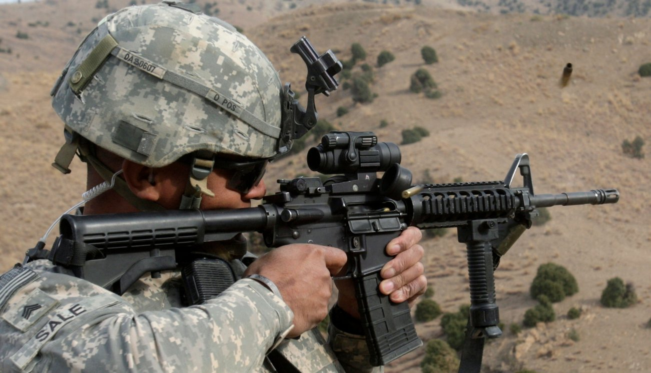 The Army's New Bullet Is Making Body Armor Obsolete