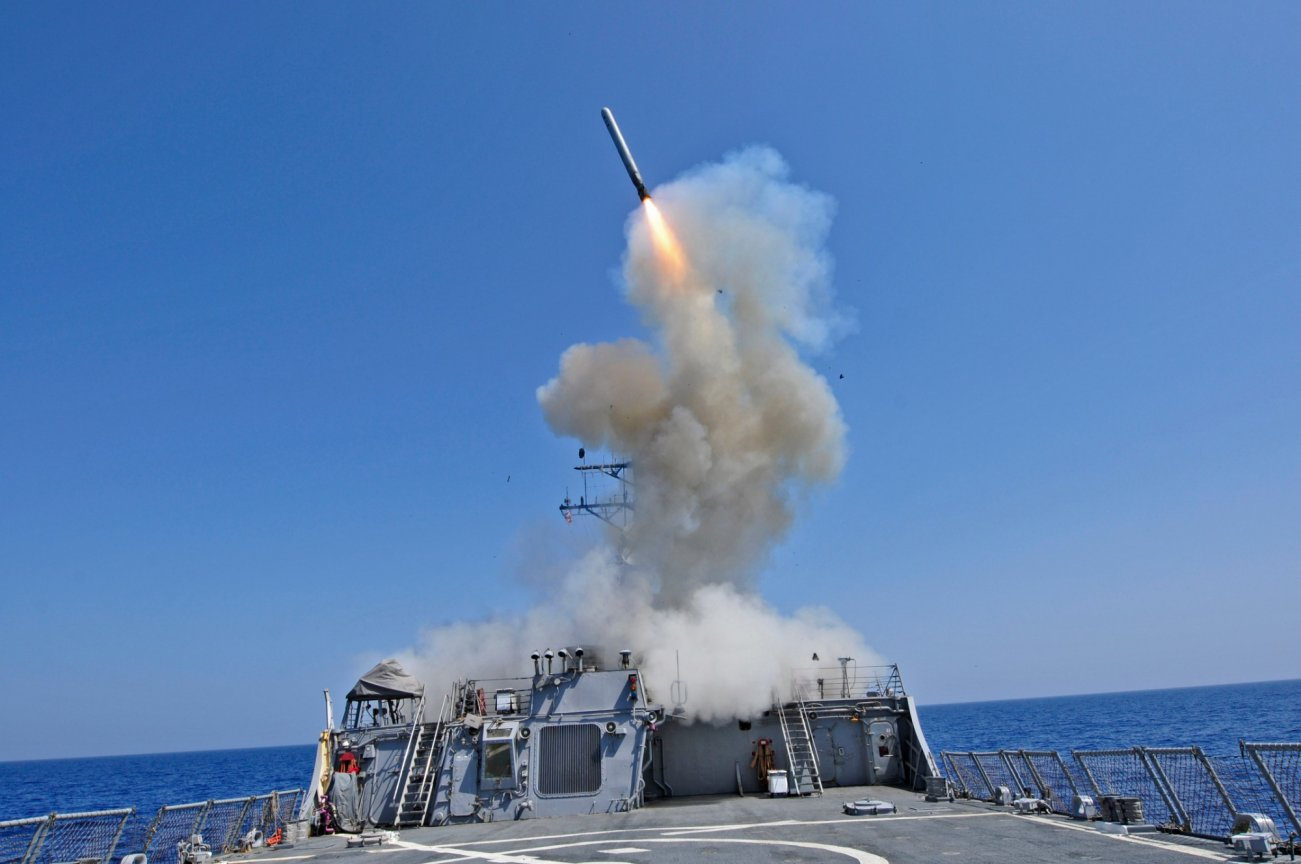 Russia Shouldn't Gloat About Seizing A U.S. Tomahawk Missile In Syria