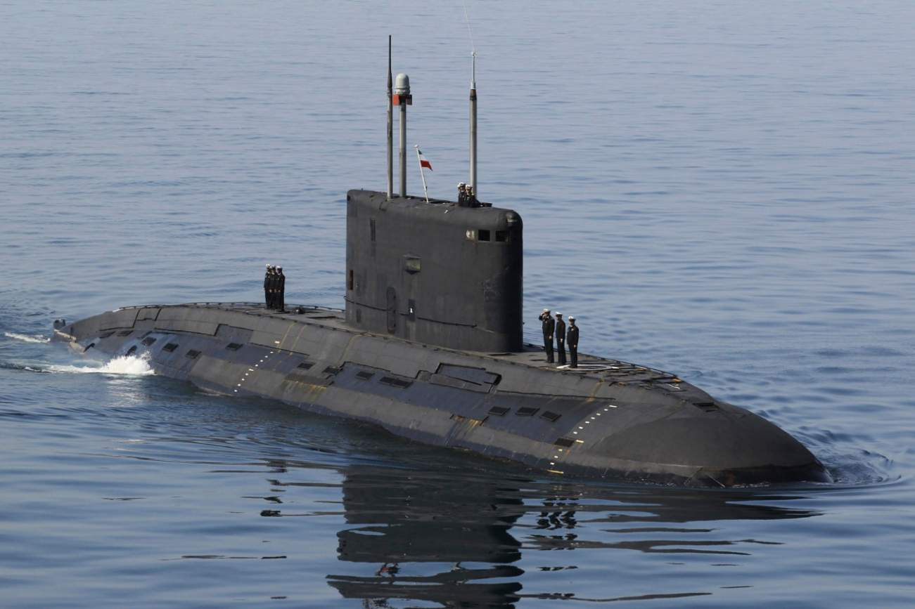 How North Korea Helped Iran Get Some Very Special Submarines