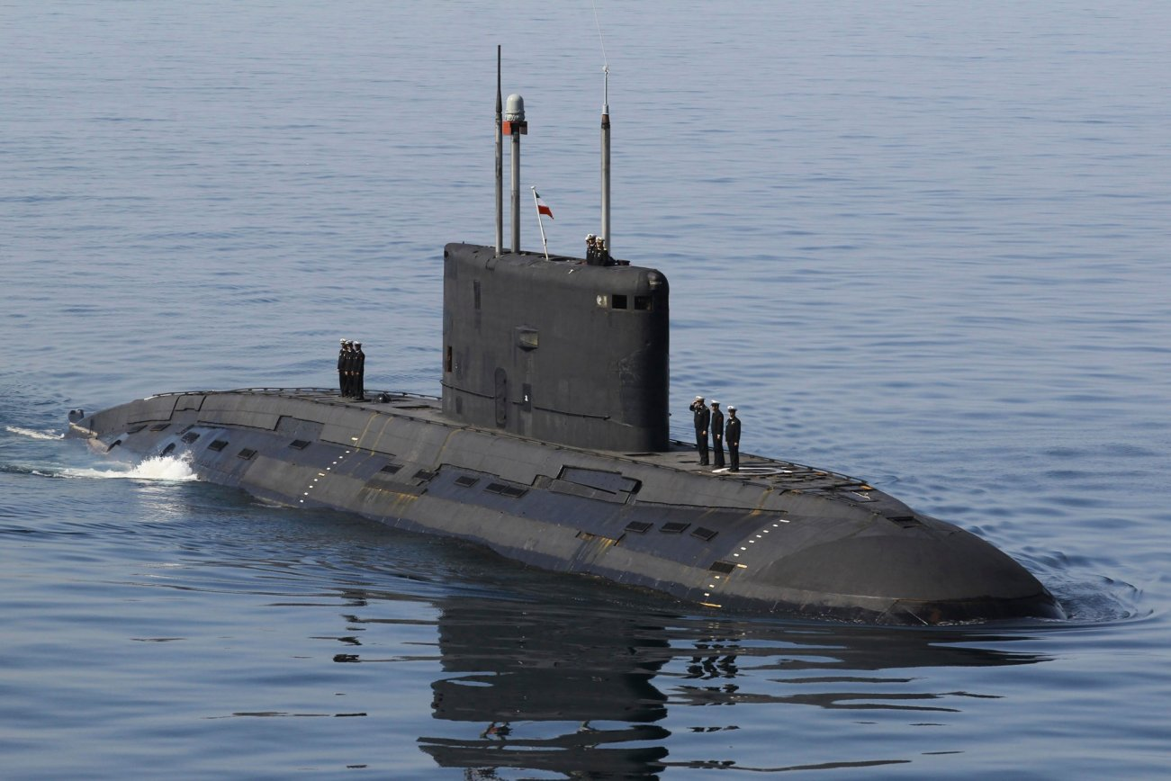 Mines Galore: This Is The True Power Of Iran's Submarines