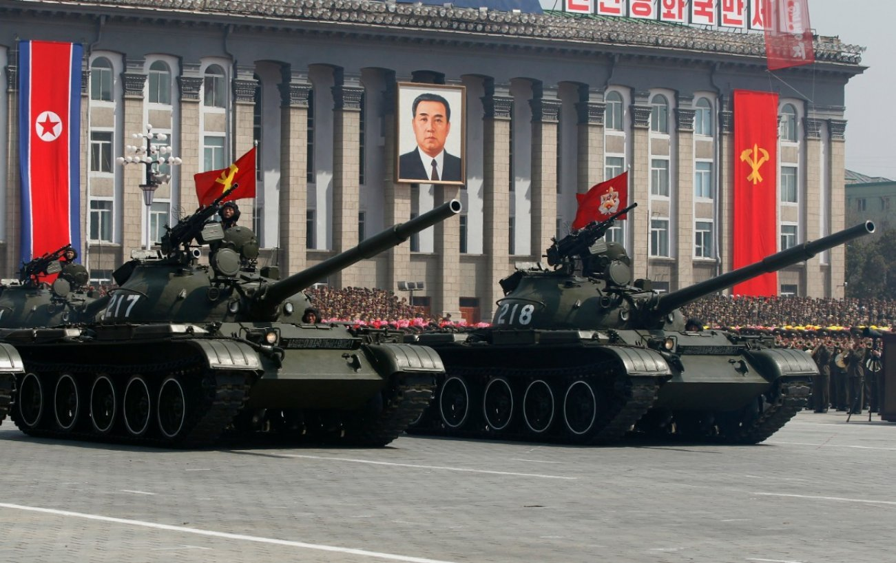 South Korea Should Fear the North's 105th Armored Division For Good Reason