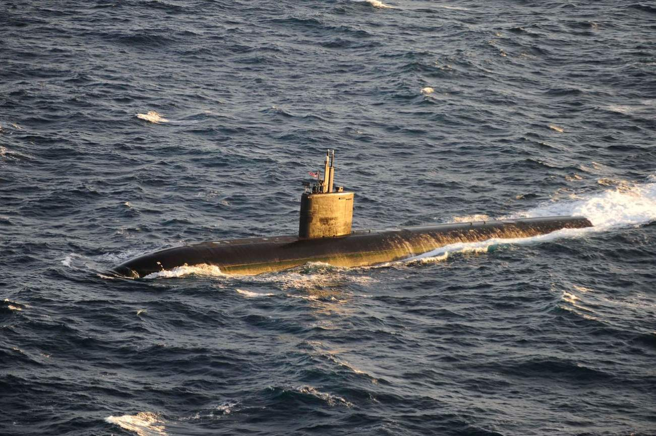 This Old U.S. Navy Submarine Could Still Fight Russia, China, Iran and North Korea