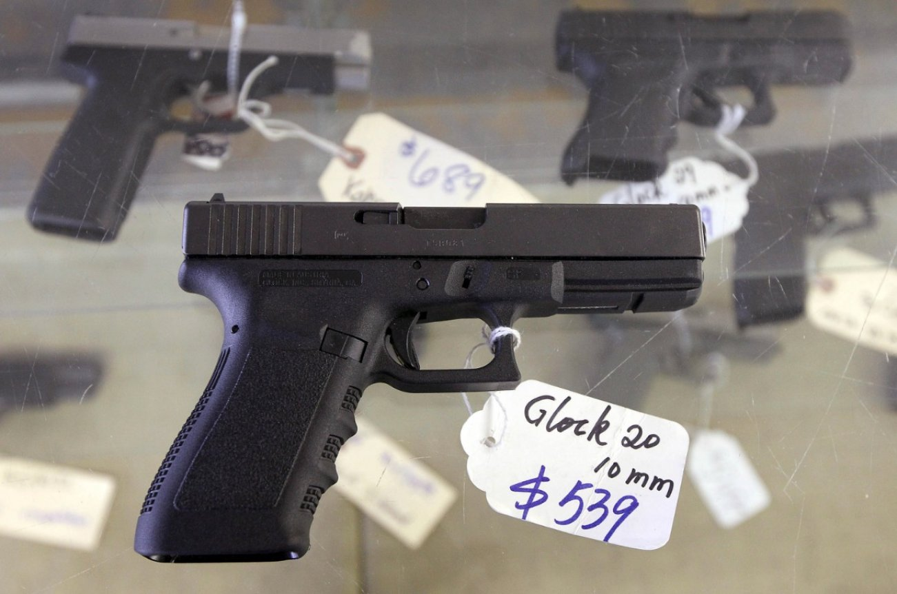 How Glock Came To Rule The Handgun Market