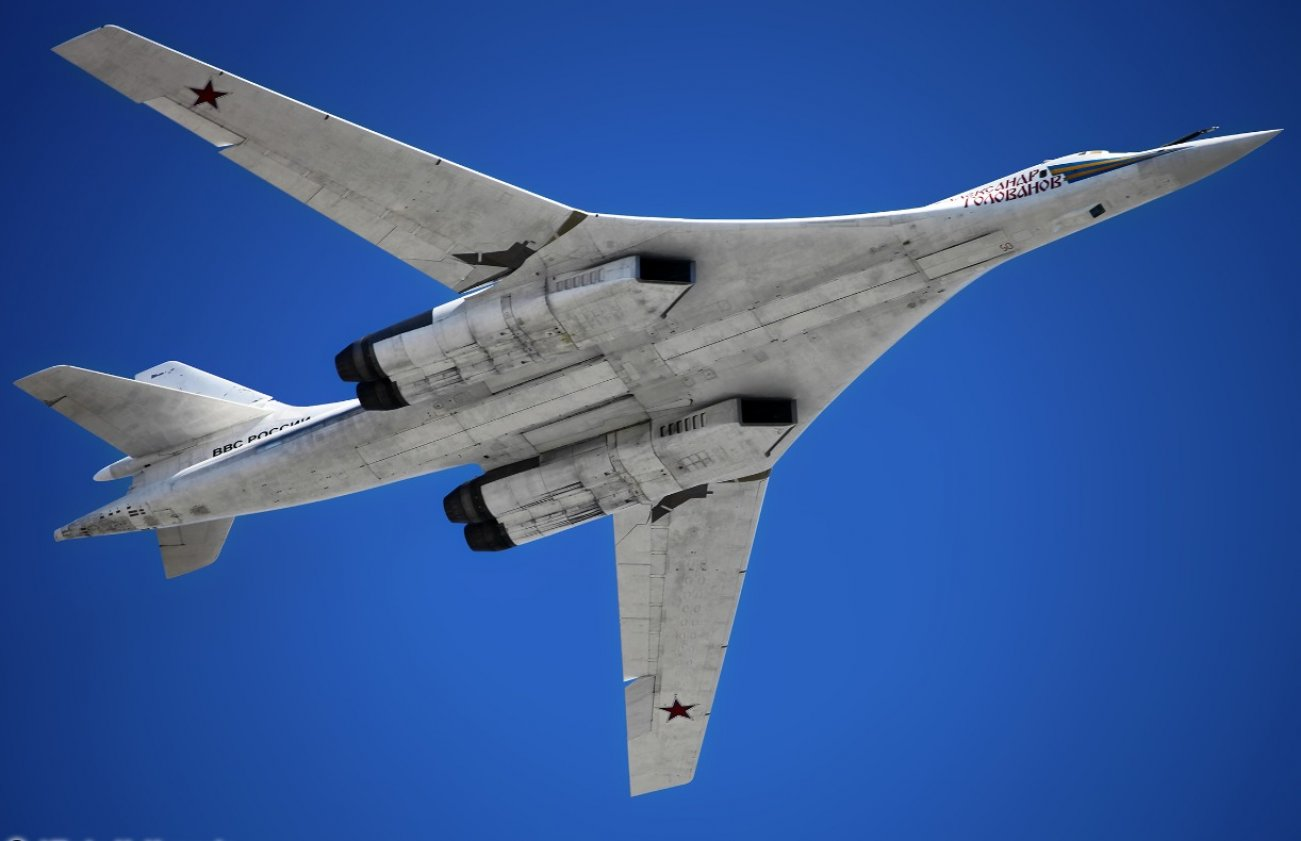 Why Russia Is Doubling Down on Its Tu-160 Heavy Bombers