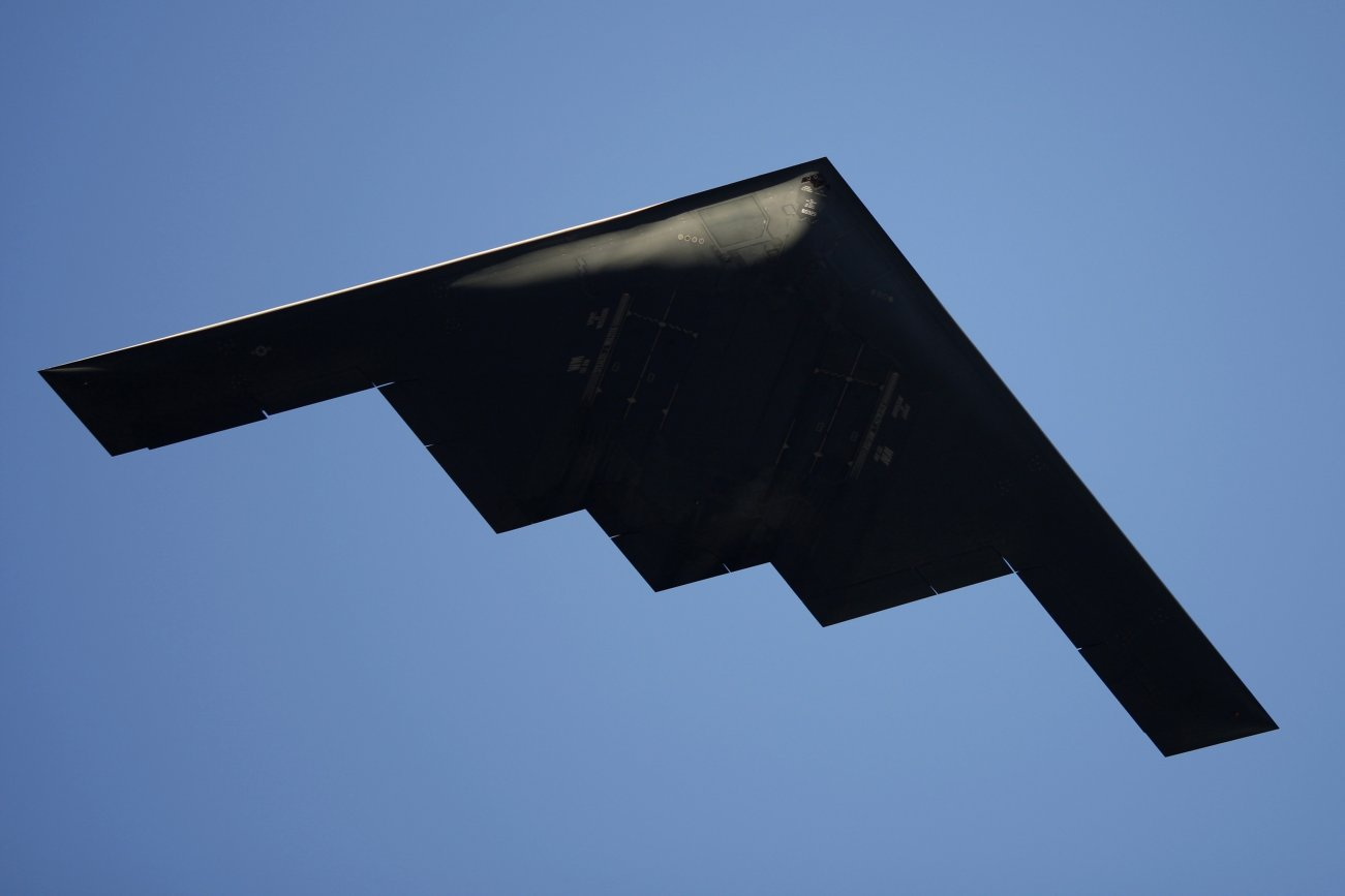 3D Printing Keeps B-2 Stealth Bombers Flying