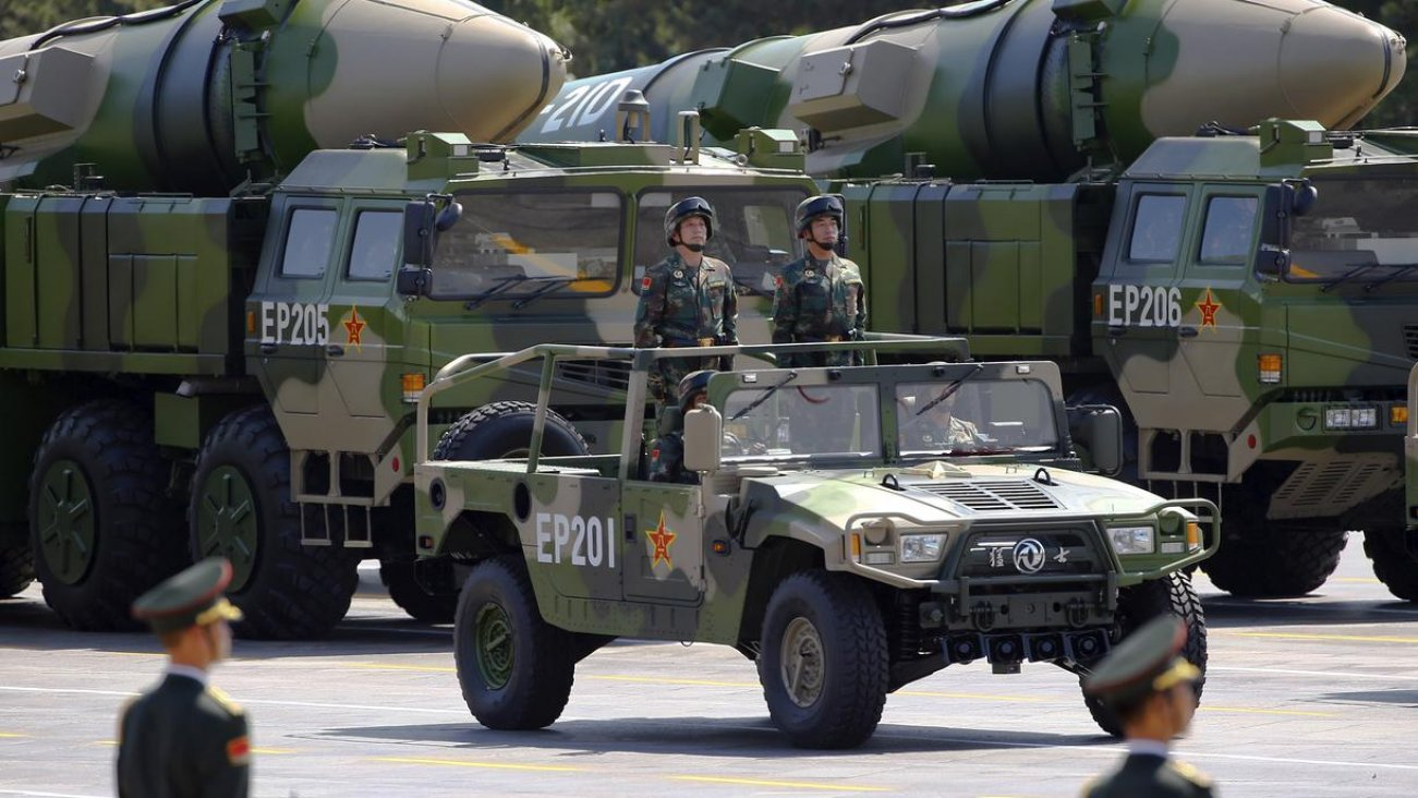 China's Dirty Secret: It Could Be Testing Nuclear Weapons in Xinjiang