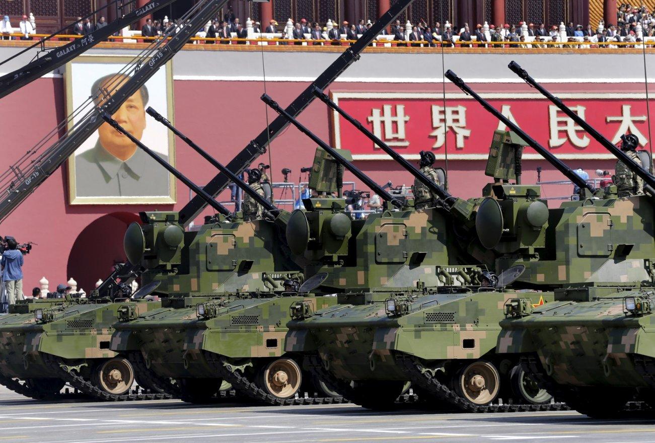 How China's Military Parades Showcase Its Modernization (And Power)