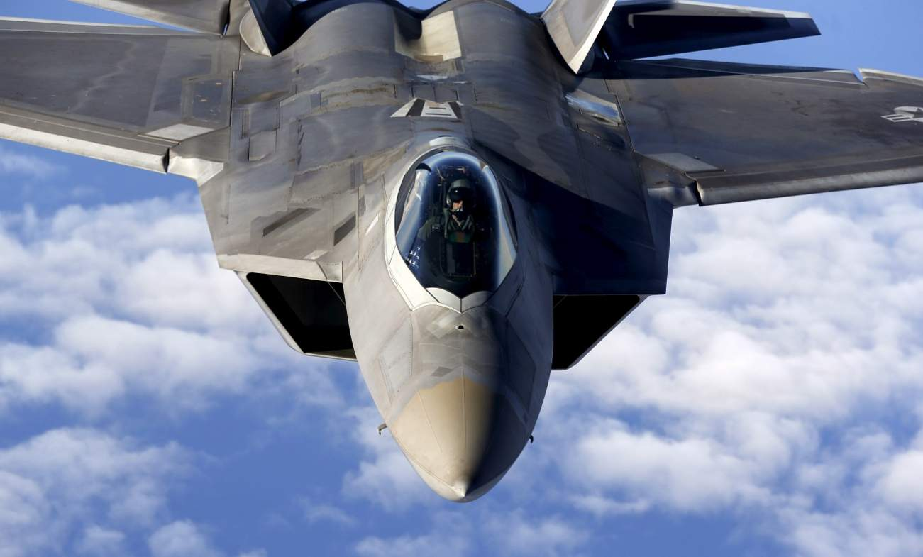 The U.S. Air Force's F-22 Stealth Fighter Is Older Than You Think, and Getting Better by the Day