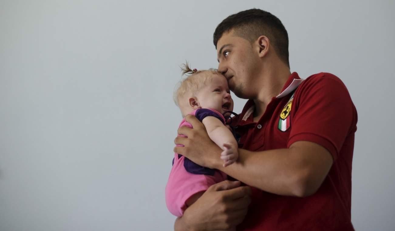Hormone Harbinger: Postpartum Depression Can Affect Dads