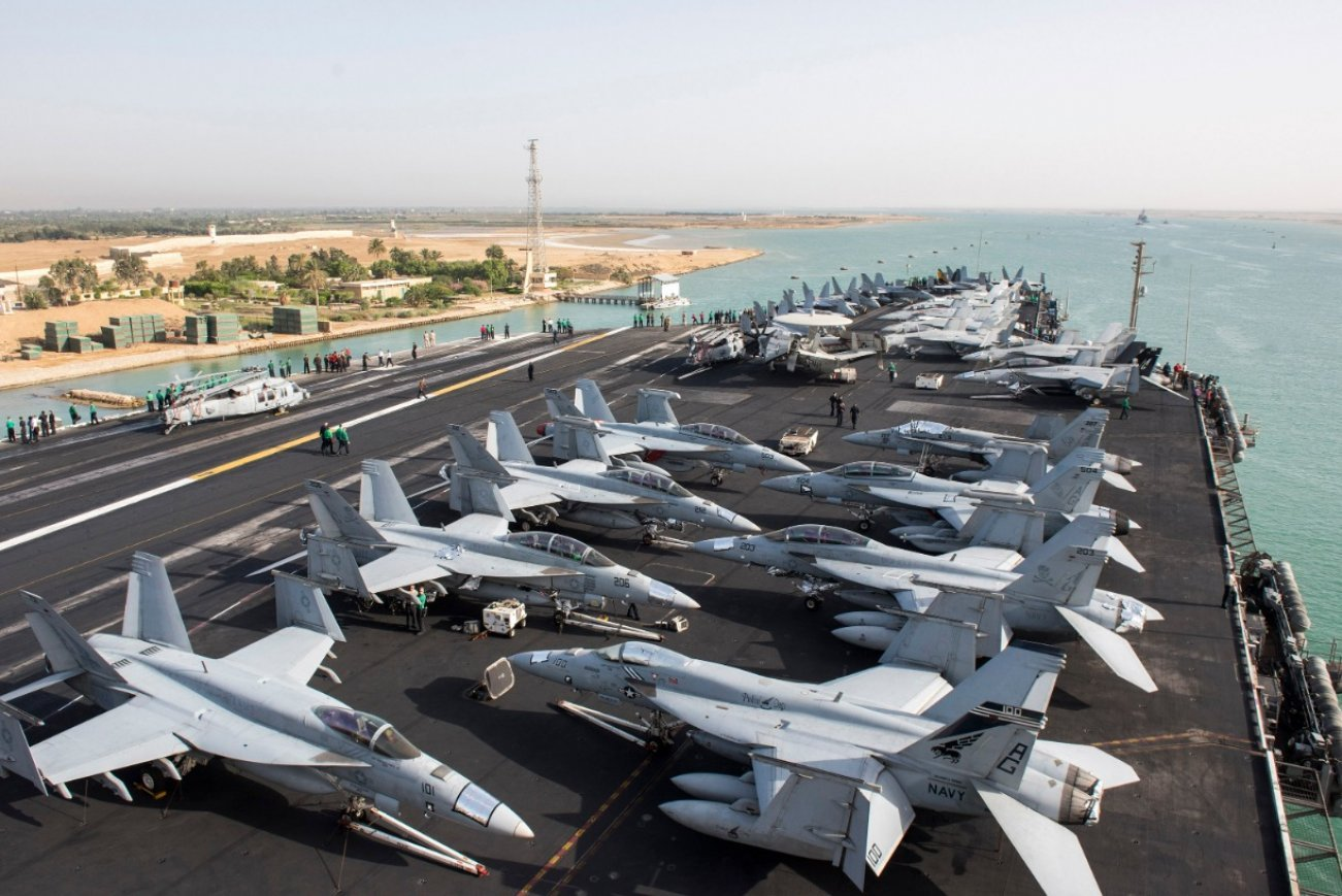 There Is No Indo-Pacific Without Egypt and the Suez Canal