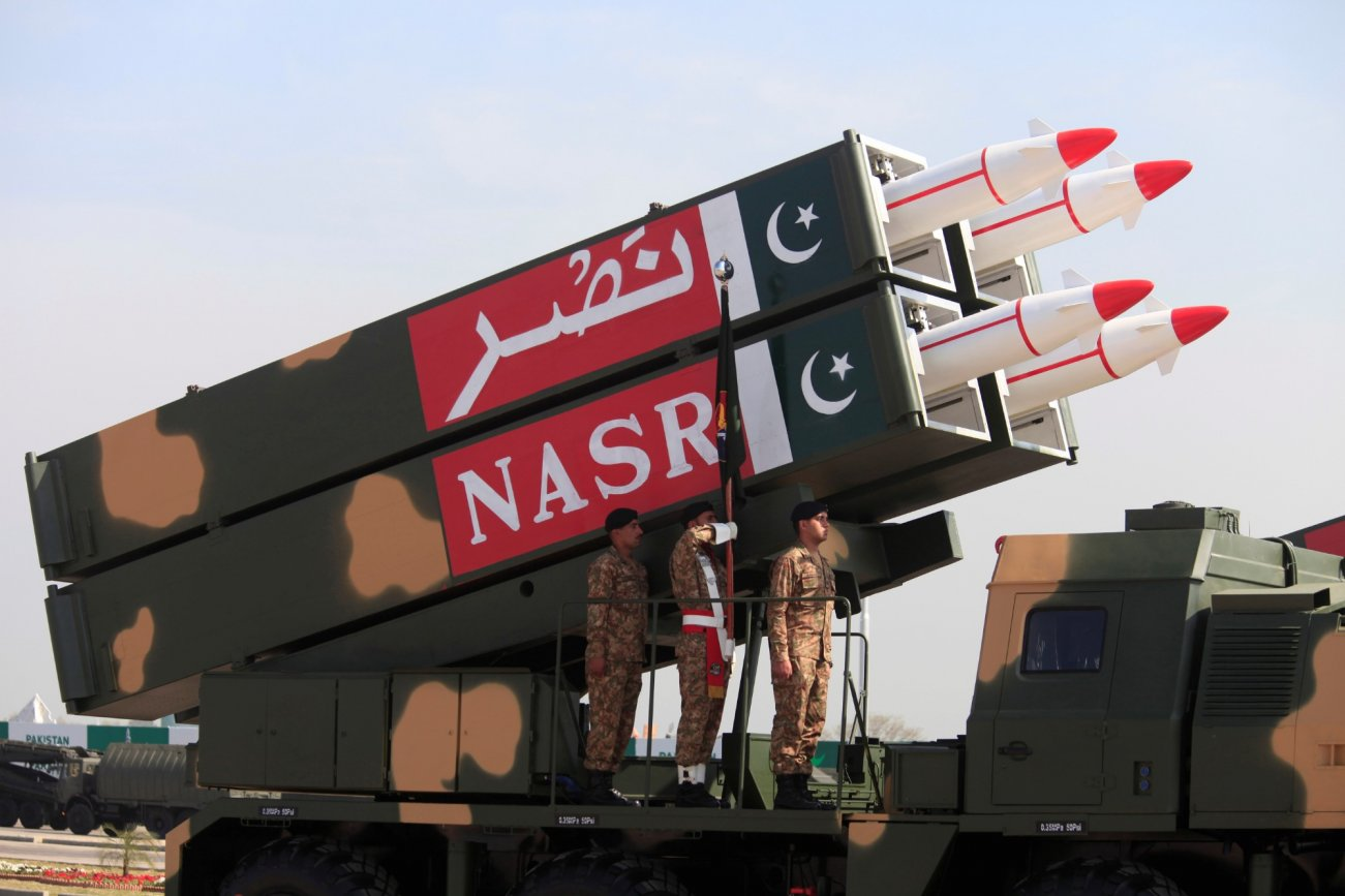 What-If Nuclear War? This Is How America Could Wage War On Pakistan