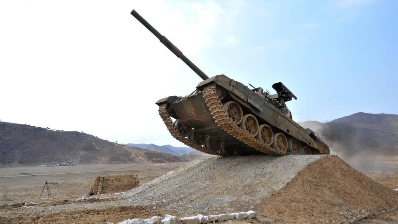Could North Korea Fight World War III With 1960s Tank Technology?