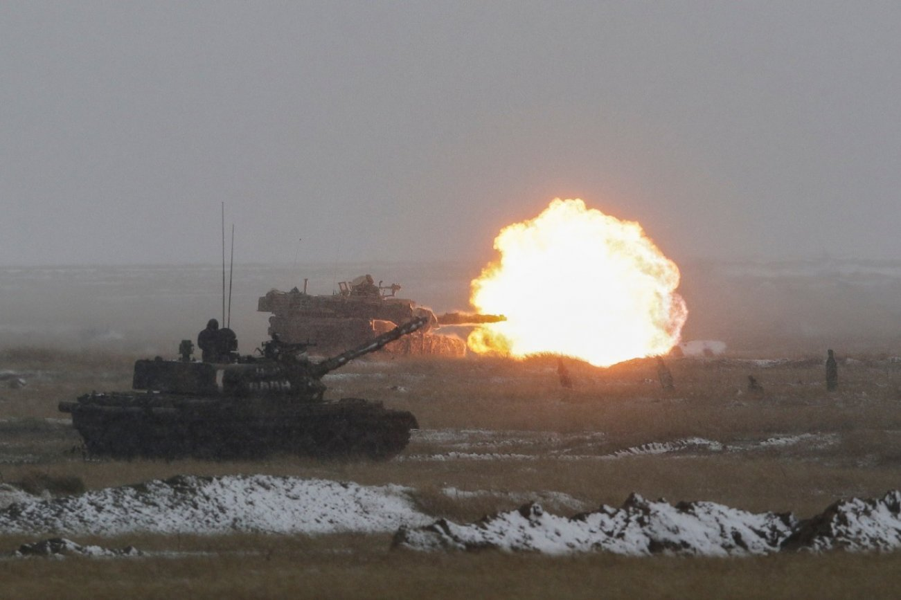 Secret's Out: The Reason No One Wants to Fight U.S. Tanks in a War