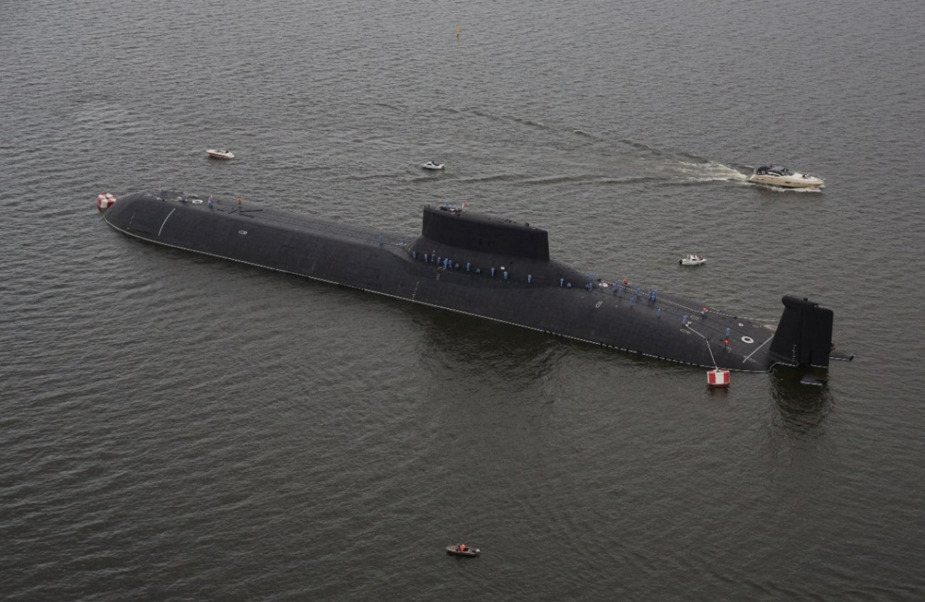 Russia Knows This: Chemistry Can Destroy Submarines