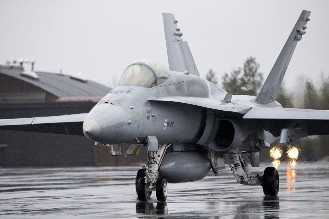 Marine F/A-18 Hornets and Air Force F-16s Are Getting a Big Upgrade